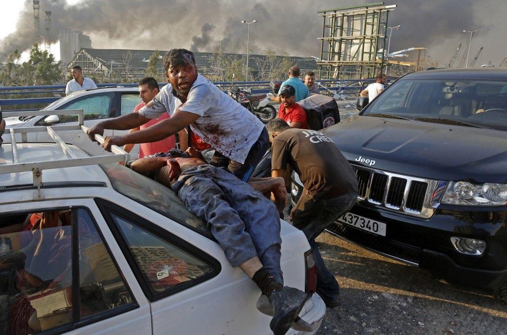 Libanon gyászol: legalább 78 halottja és 4000 sebesültje van a keddi robbanásnak