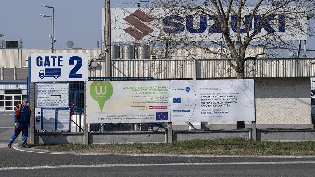 A töredékét keresi új helyén a Suzukiból kirúgott szakszervezeti vezető