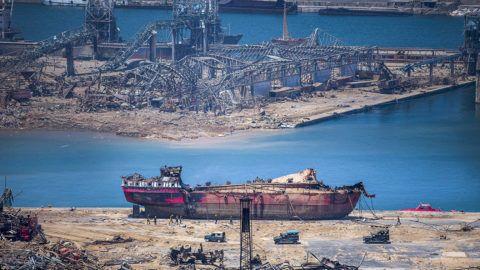 Bejrúti robbanás: Magyarország egymillió eurós segélyt küld