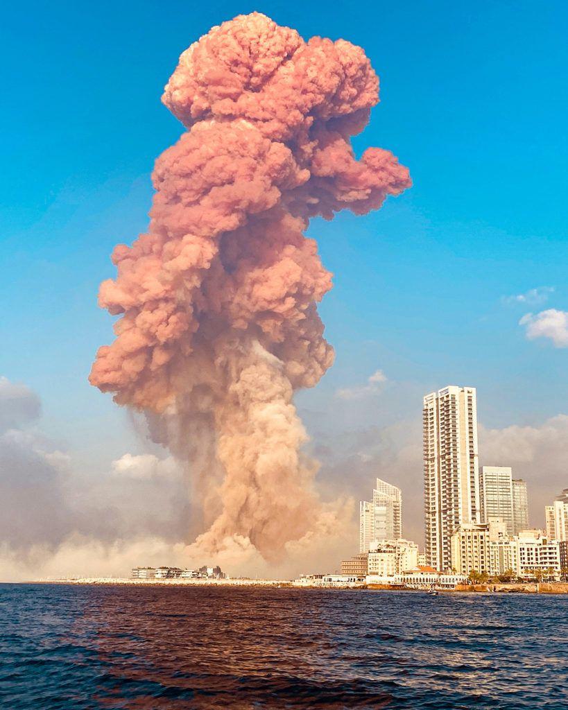 A libanoni elnök nem zárja ki, hogy külső beavatkozás okozta a robbanást