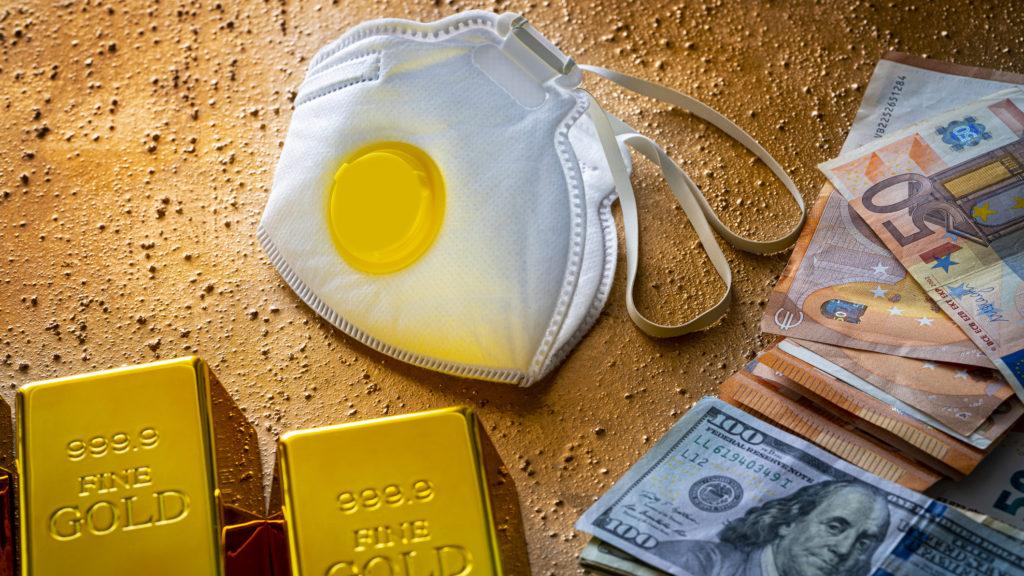 Készül a világ legdrágább koronavírus-maszkja, 437 millió forintba kerül