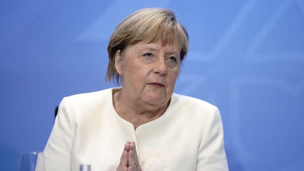 Angela Merkel: Most kezdődik a járvány neheze | 24.hu