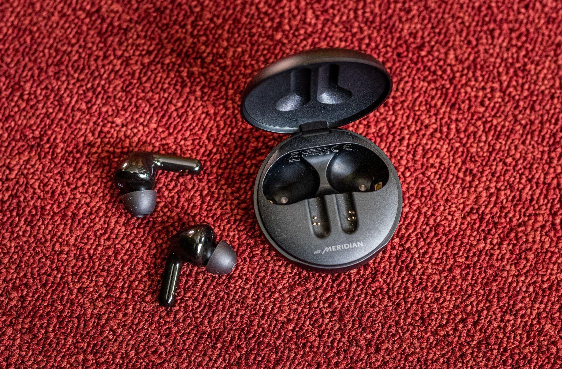 LG Tone HBS FN6 earpods fülhallgató