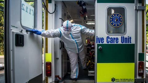 OMSZ: 24-48 órán belül mintát vesznek a mentők