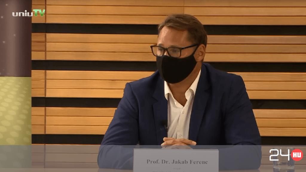 Jakab Ferenc: A halálesetek a következő hetekben nagyon ...