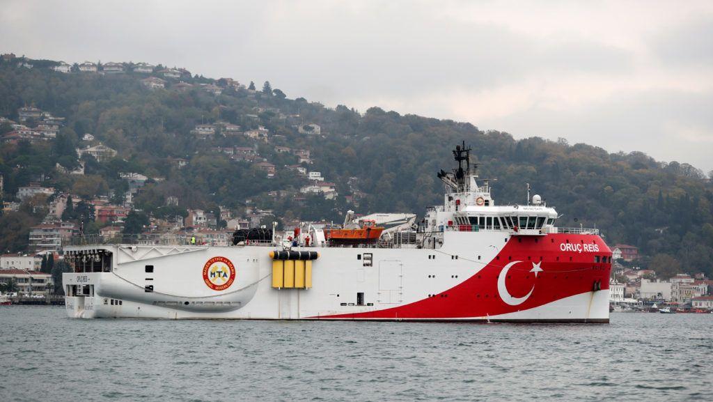 Görögország megkönnyebbült: a törökök visszavonták az Oruc Reis kutatóhajót