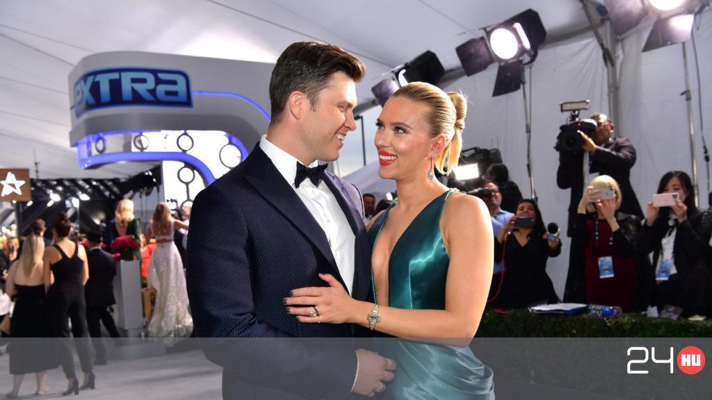 Scarlett Johansson megházasodott