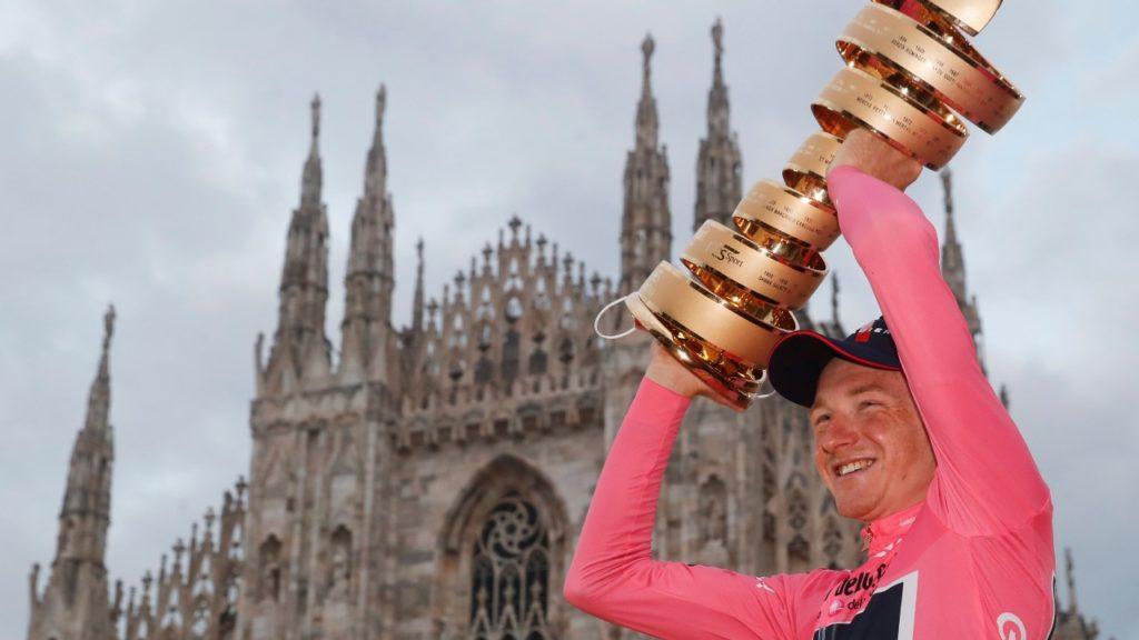 Egyszer állt a Giro élén, pont a legjobbkor