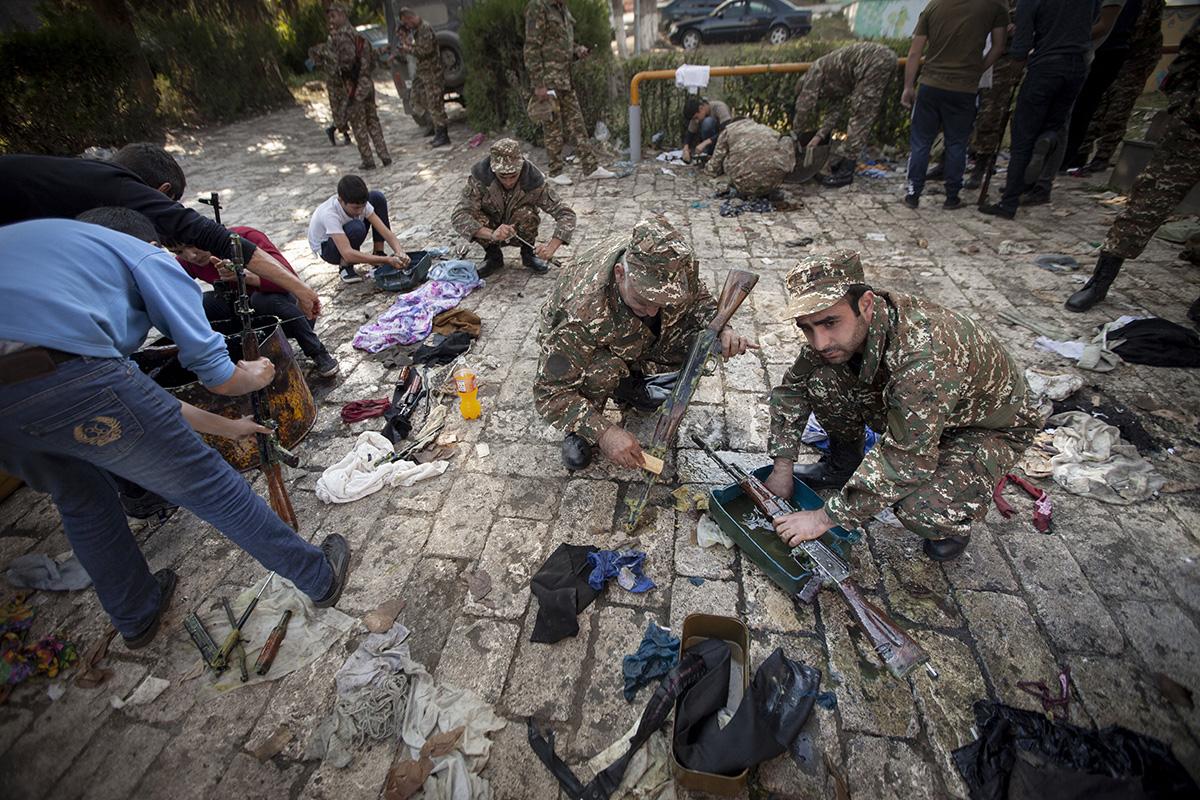 Drónokra váltottak, így nyerhetnek háborút az azeriek az örmények ellen
