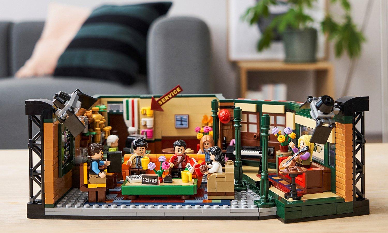 LEGO Central Perk