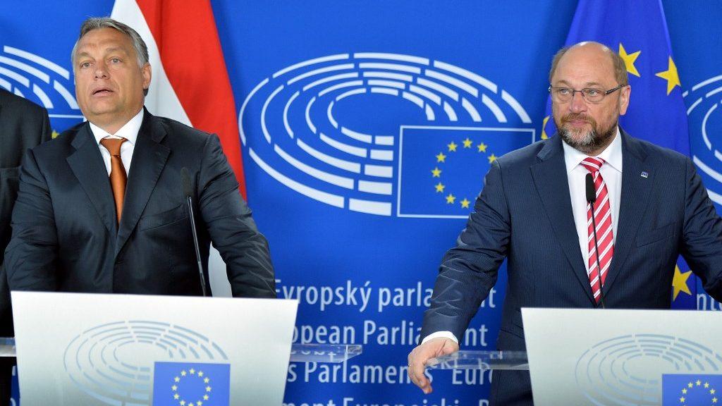Orbán: A németek fölénye nem a nagyobb tudásuknak vagy szorgalmuknak köszönhető