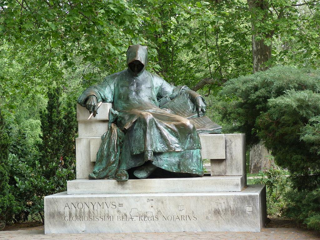 Mi köze a Rómában lemásolt, városligeti Anonymus-szobornak a perzsákhoz és Azerbajdzsánhoz? 2
