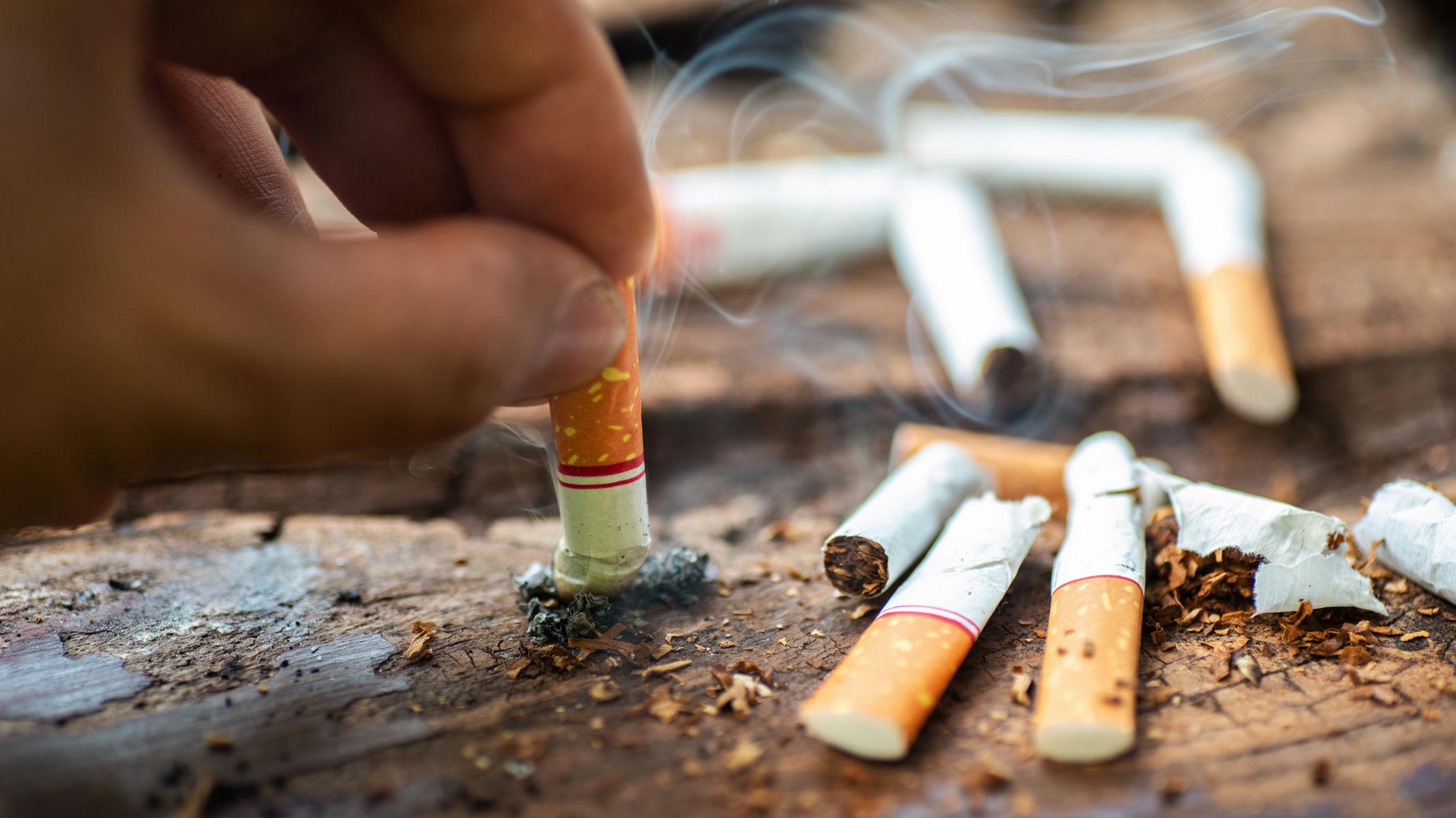 Hogyan lehet leszokni a dohányzásról az androiddal