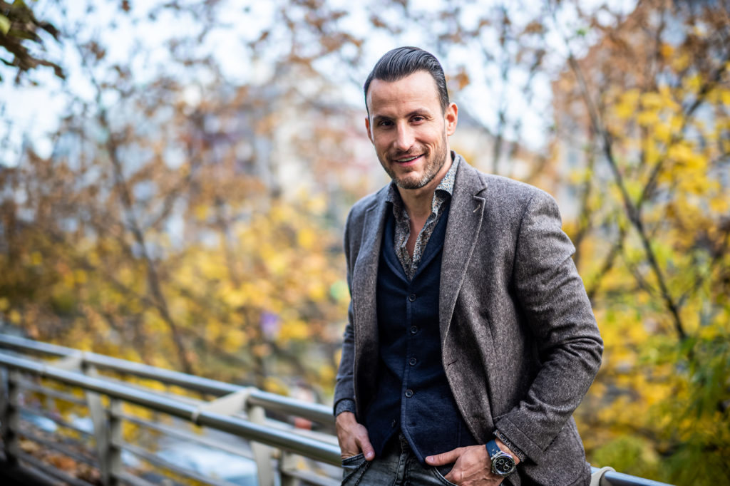 Szabó András Csuti: A szüleim nem akarták, hogy tanulatlan, megkeseredett, középszerű focista legyek