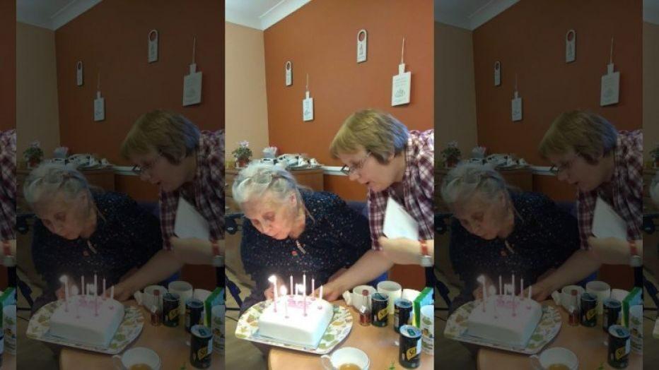 100 éves lett a nő, aki túlélte a nácikat, egy légikatasztrófát, a rákot és a koronavírust is
