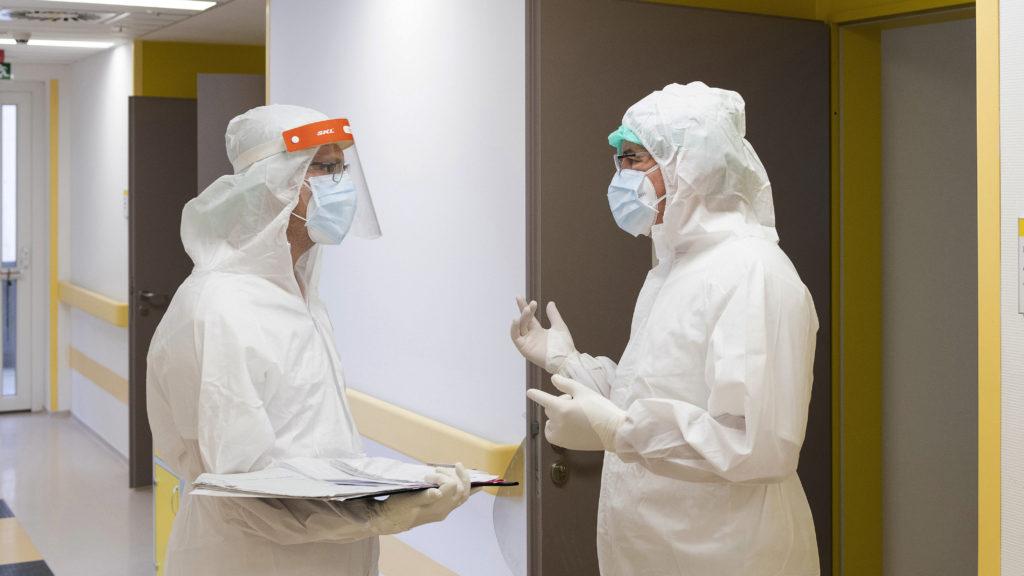 Vas, Békés és Veszprém megyében terjed a legjobban a vírus