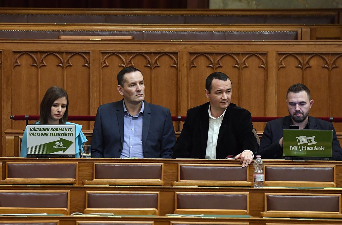 A Mi Hazánk mögött lapul a magyar politika legnagyobb adományozója, a párt titkolózik róla