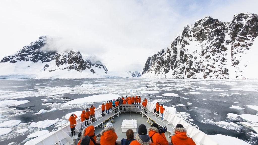 Megjelent a koronavírus az Antarktiszon is