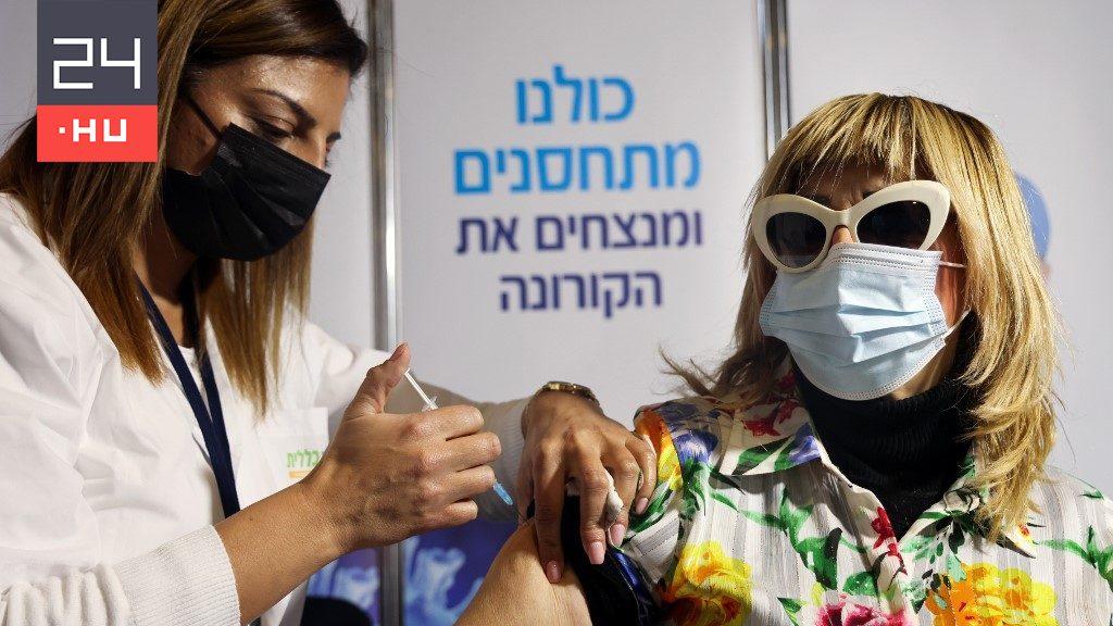 Izraelben elkezdődhetett a 3. hullám lassulása