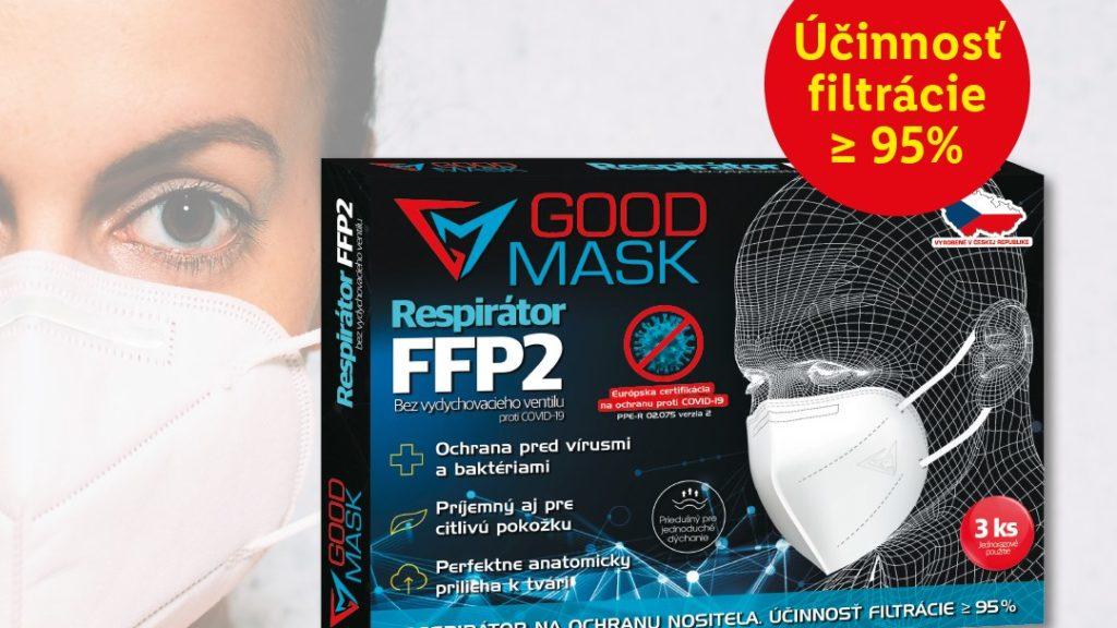 Roham az akciós FFP2-es maszkokért Pozsonyban