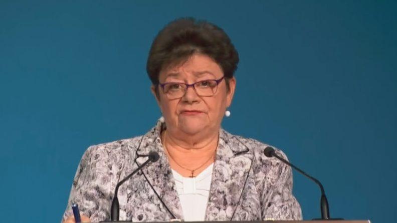 Müller Cecília: Az egészségügyi dolgozók oltását lassan szeretnénk befejezni
