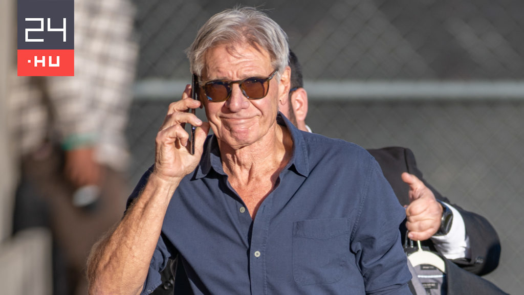 Harrison Ford megkapta a vírus elleni oltást