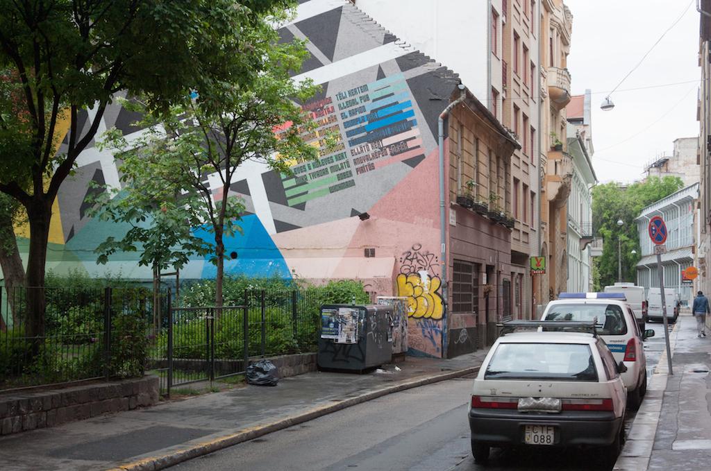 Az épület 2016-os állapota.