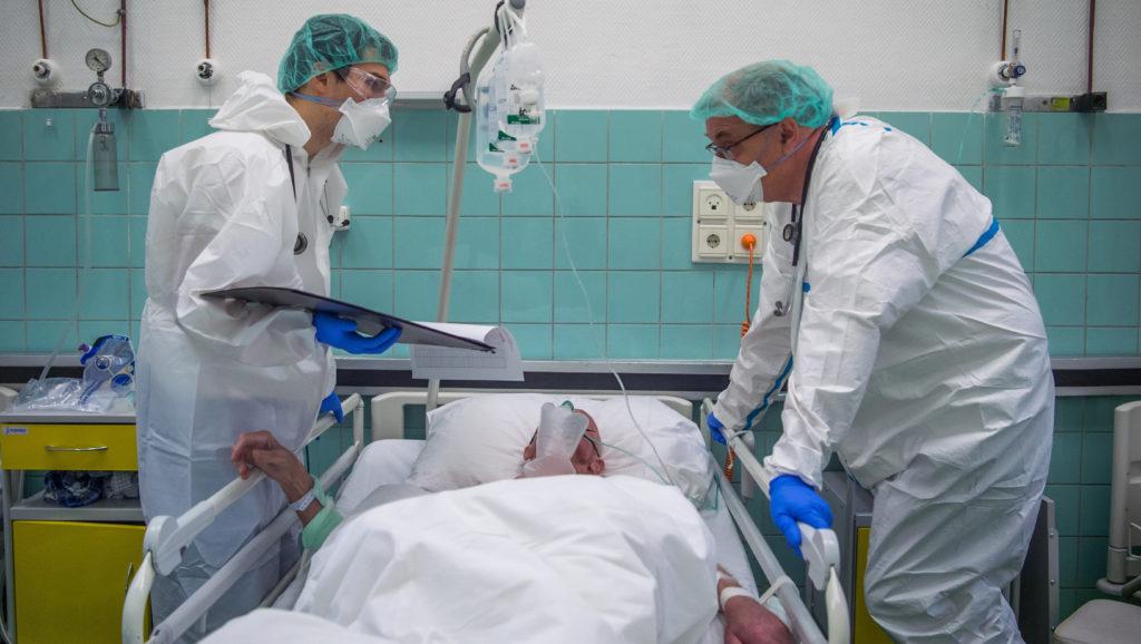 egészségügyi kilépések