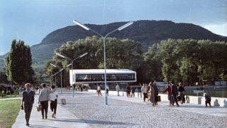 A badacsonyi Tátika étterem (Callmeyer Ferenc, 1962)