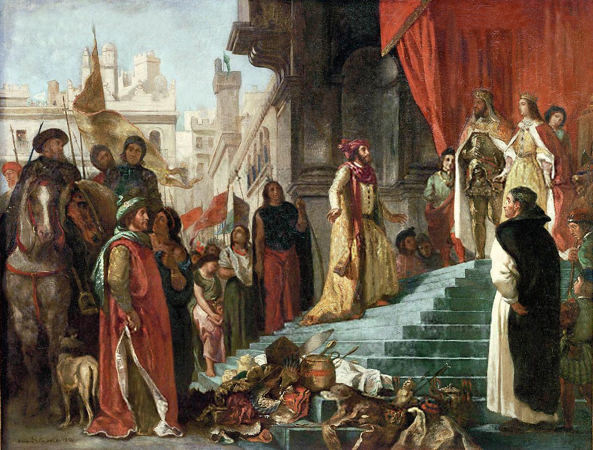 """Könyörtelenül üldözte a mórokat és a zsidókat a """"Vaskirálynő"""""""