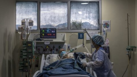 Brazíliát letarolta a vírusmutáns, és ennek világméretű kockázata van