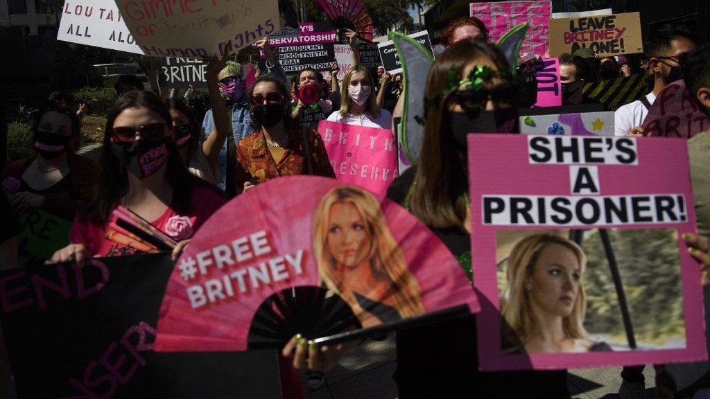 Britney Spears két hétig sírt, miután belenézett a róla szóló filmbe