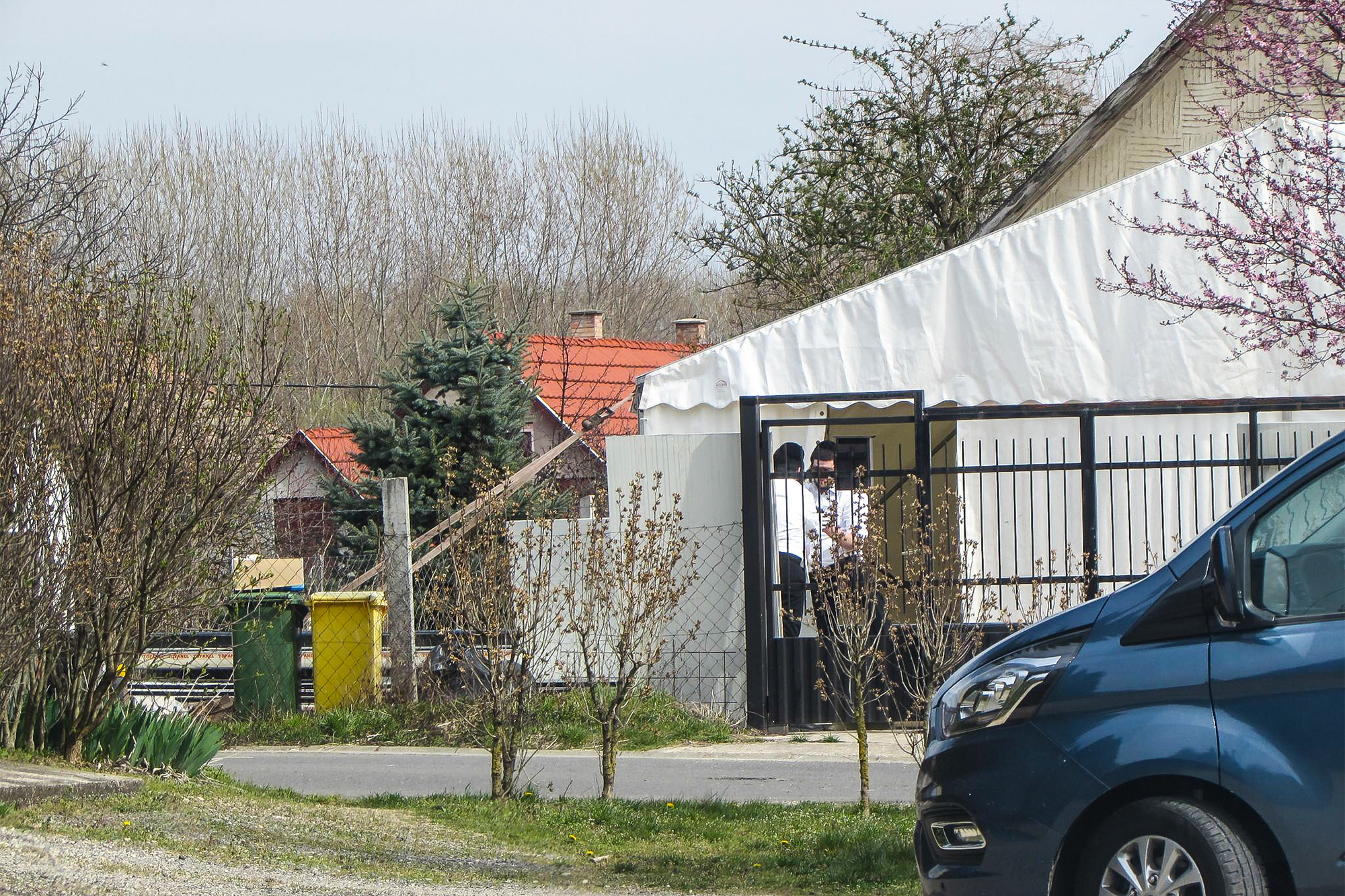 Csúcson a járvány, de 4500 zarándok lepheti el Bodrogkeresztúrt a csodarabbi halálának évfordulóján