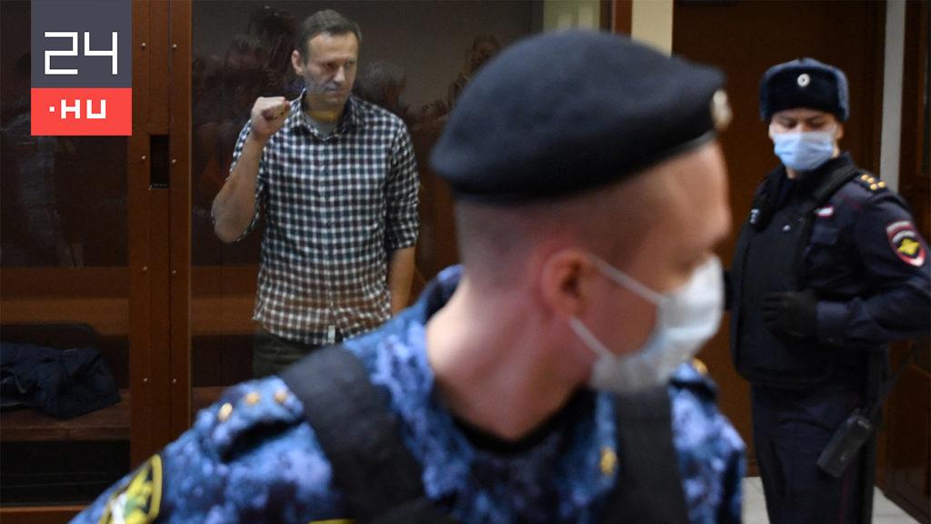 Orvosai szerint Navalnij bármikor meghalhat, hívei soha nem látott tüntetésekre készülnek