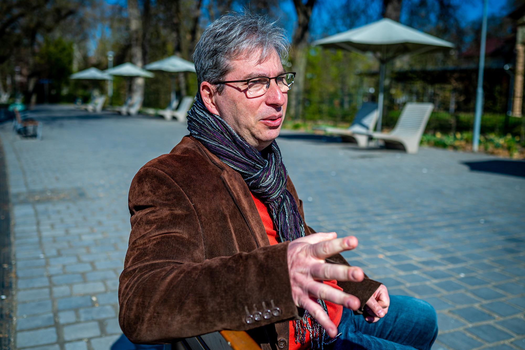 Schein Gábor: A kontrollvesztés nemcsak félelmetes, de felszabadító is