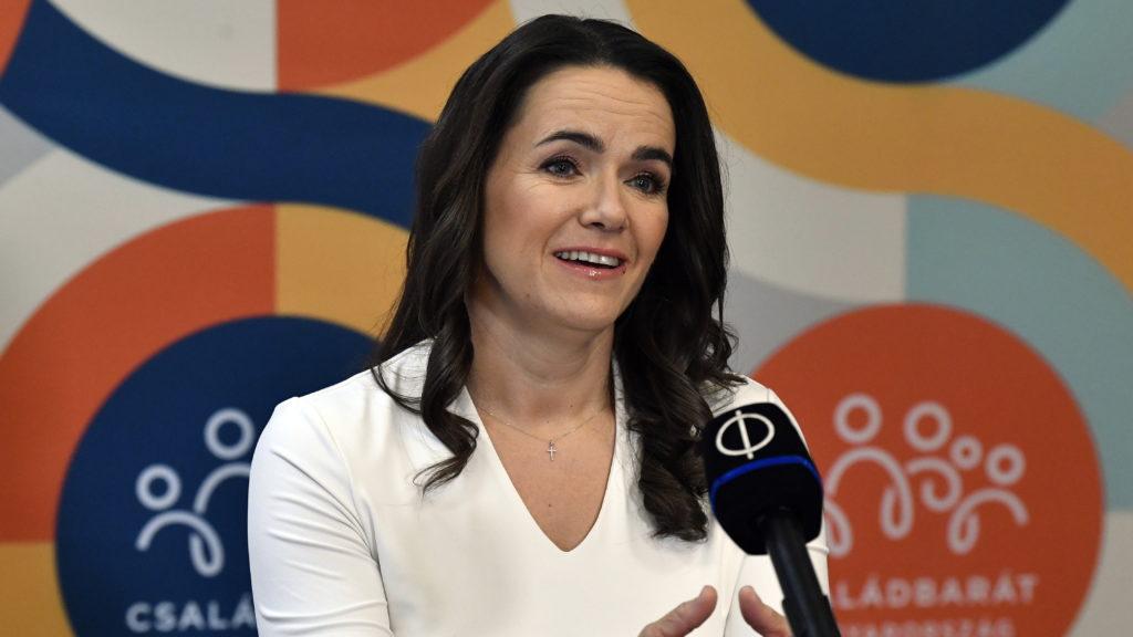 Novák Katalin: Sok párt szándékozik együttműködni a Fidesszel
