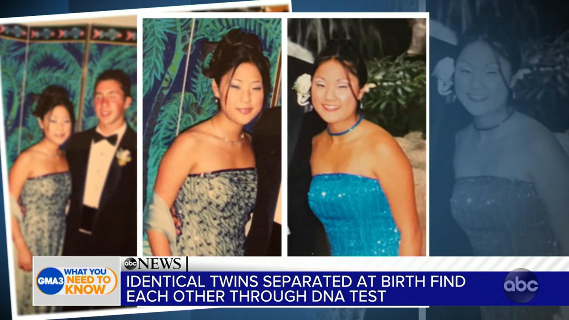 36 év után találkoztak a születéskor elválasztott ikrek