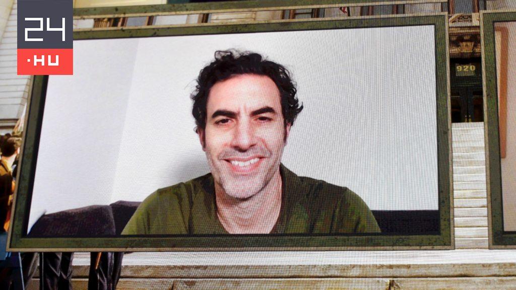 Azon dőlhet el Sacha Baron Cohen bírósági ügye, hogy hova nézett a Zoom-hívásban   24.hu