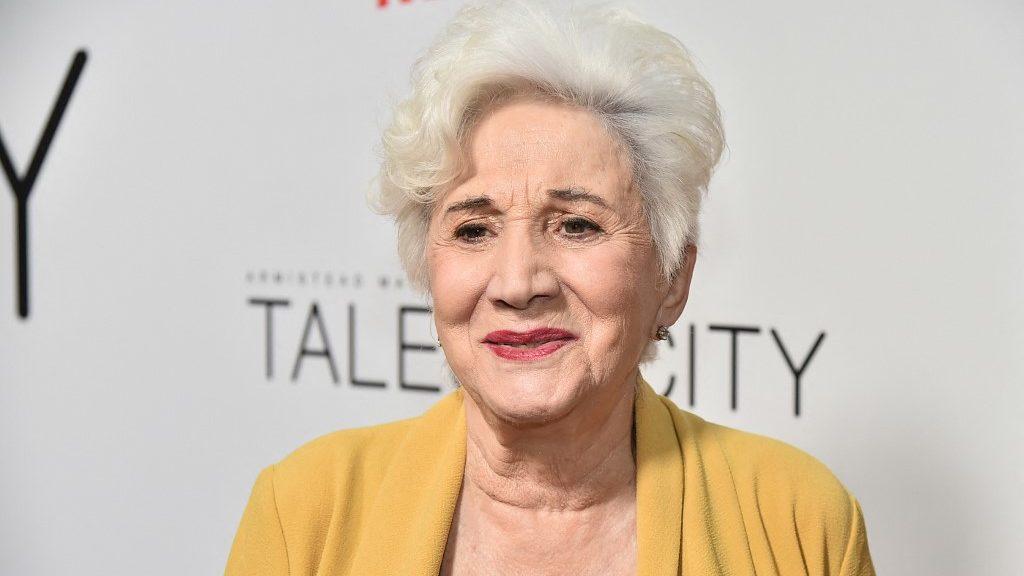 Meghalt Olympia Dukakis Oscar-díjas színésznő