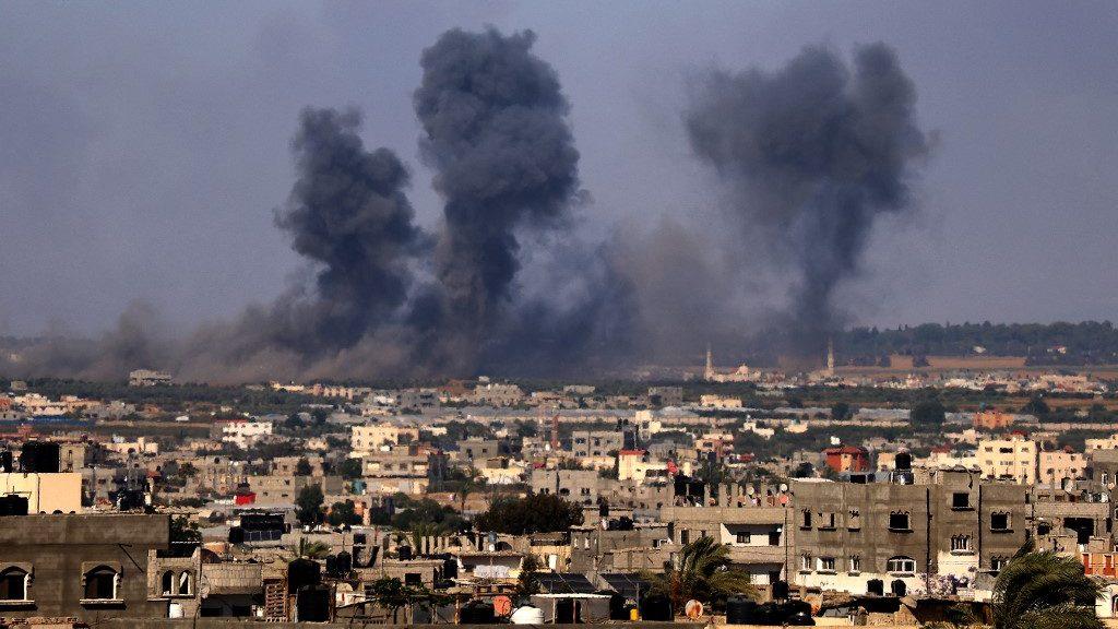 Netanjahu: Nem zárható ki a leszámolás a Hamásszal