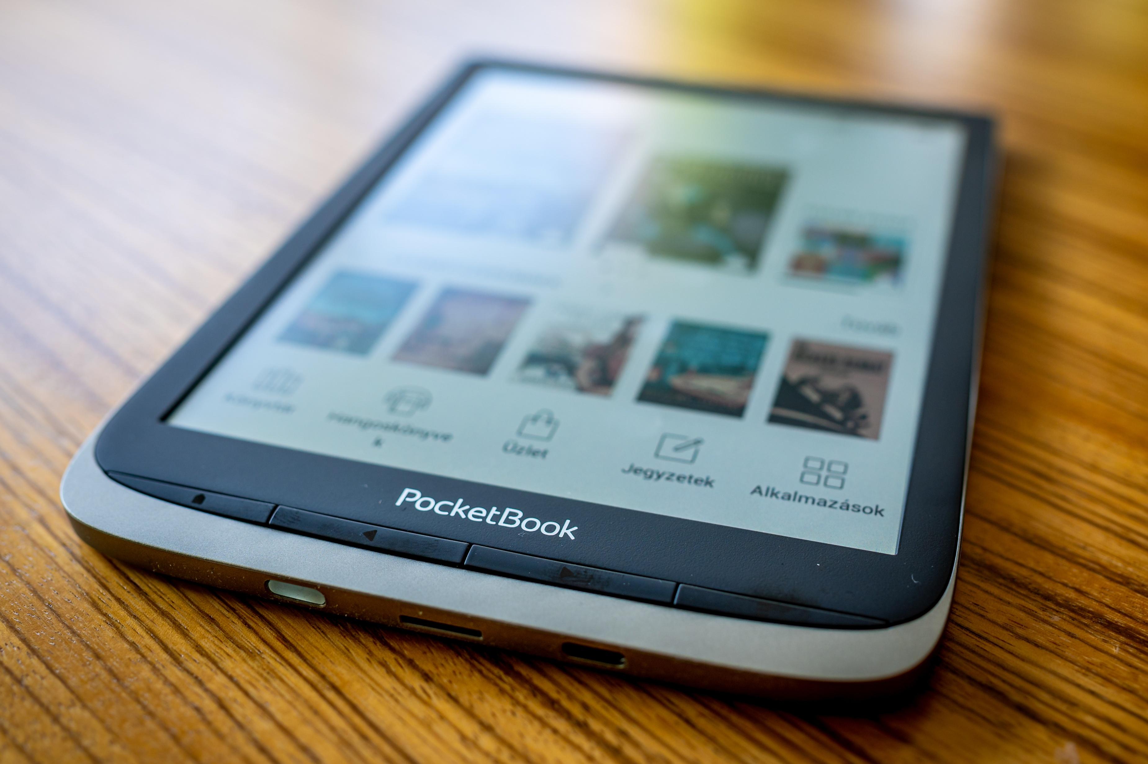 PocketBook új e-book-olvasó