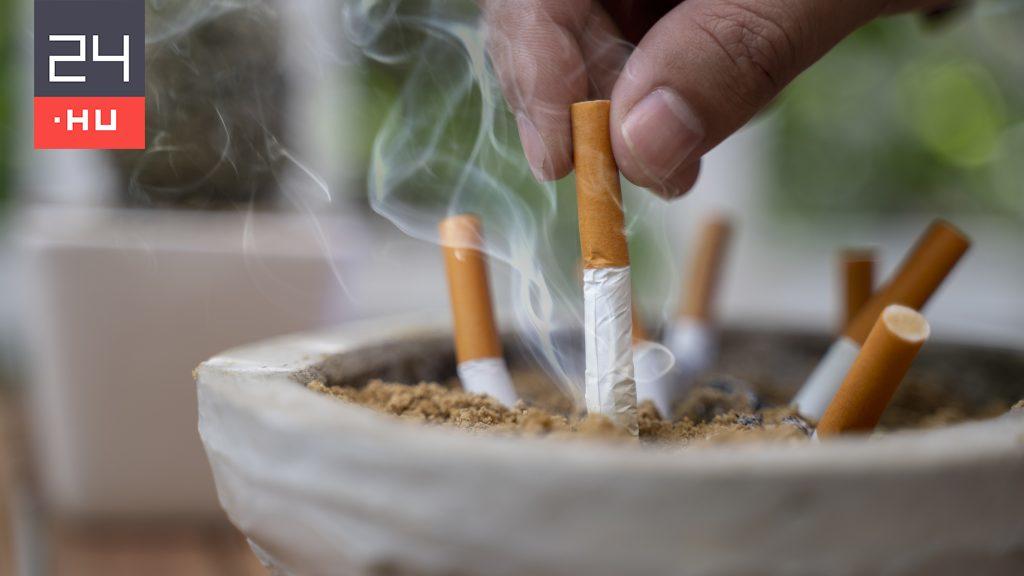 abbahagyta a dohányzást és asztmát kapott