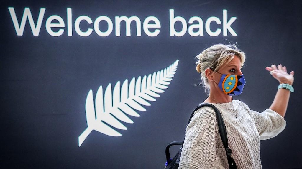 Egyetlen koronavírusos látogató miatt szigorítanak Új-Zélandon
