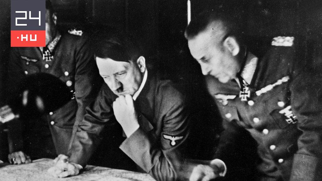 Hiba volt szolgaként tekinteni Hitlerre   24.hu