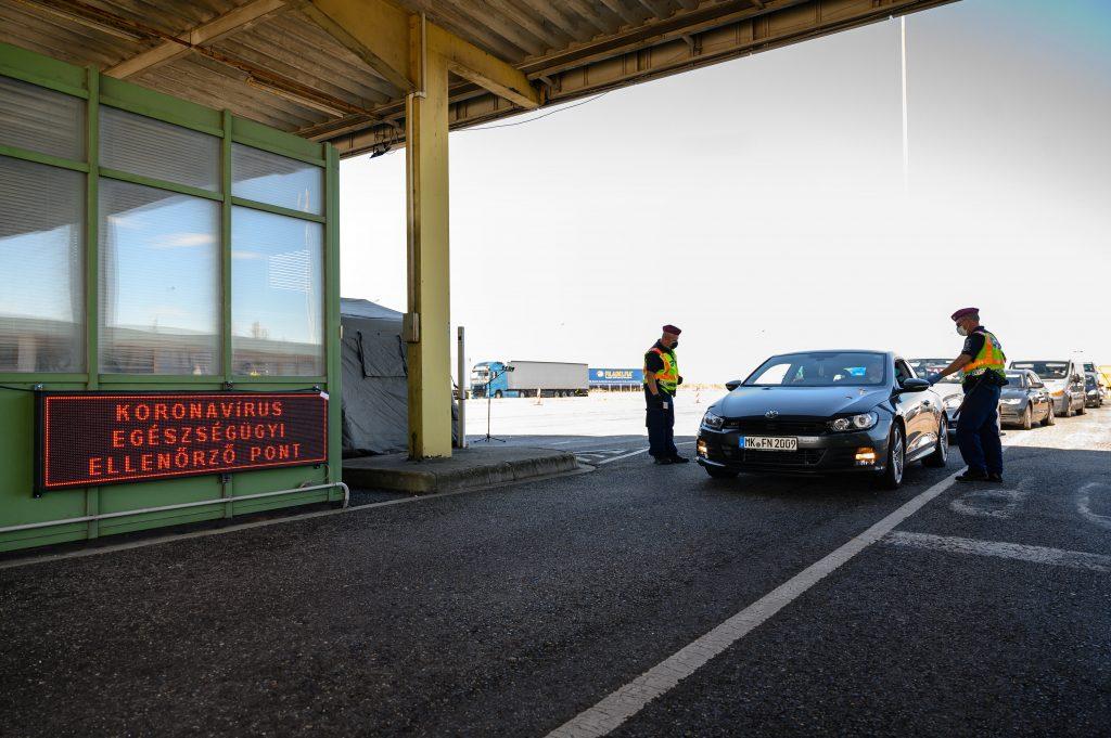 Magyarország jövő héten visszaállítja belső schengeni határain a normális átjárást