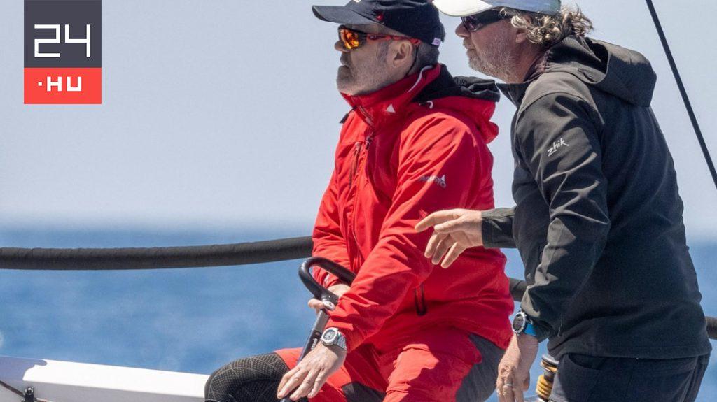 Átlátszó: 160 millió forint körül adják Habony óráját, amit a toszkánai vitorlásversenyen viselt