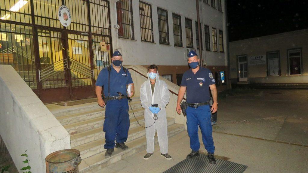 Három közterest is megsebesített egy agresszív férfi Vácon
