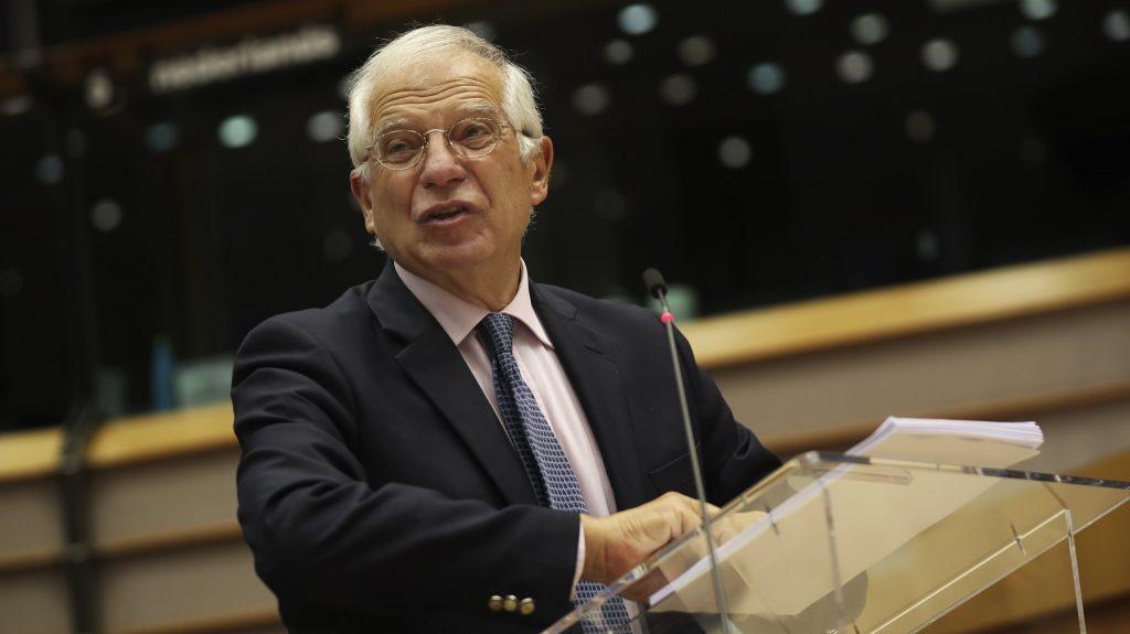 Közel-keleti szankciókkal fenyeget az EU