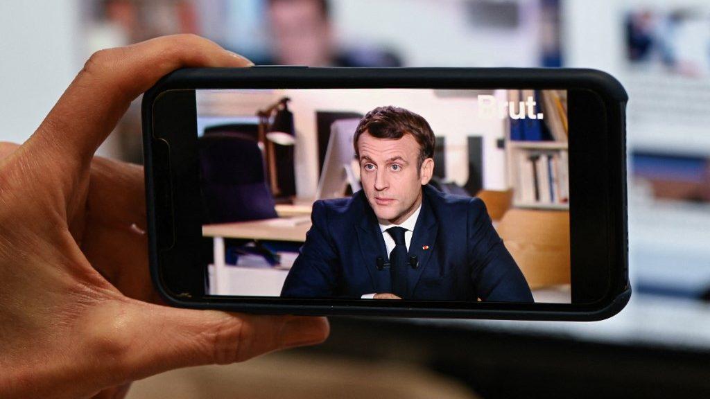 Macron francia elnököt is megfigyelték a Pegasusszal