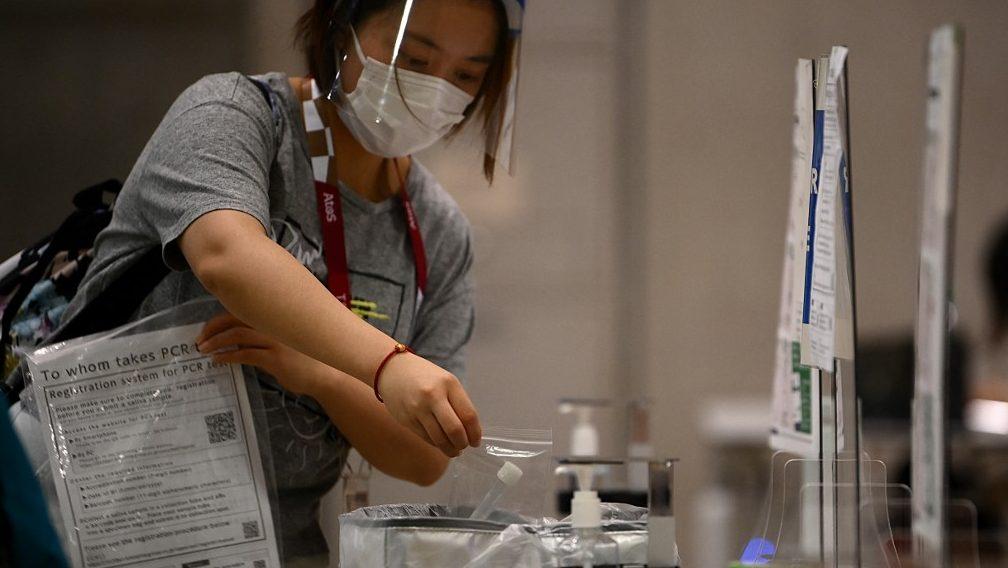 Tokióban csúcsot döntött az új fertőzöttek napi száma